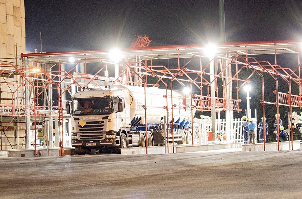 Bidvest New LPG Import Terminal