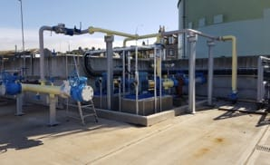 Peterson Marine Gas Oil Facility