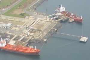 BP Petrogal LPG Cavern Storage Terminal