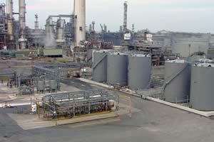 Valero Petroleum Storage Facility