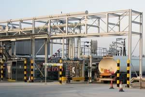 UK Petroleum Products Tanker Loading