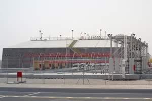 WOQOD LPG Bottling Facility